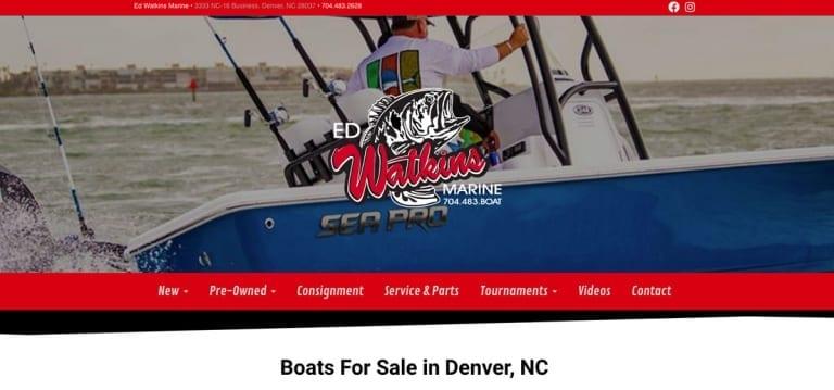 Ed Watkins Marine