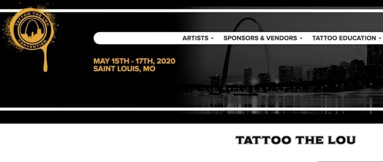 Tattoo The Lou Convention
