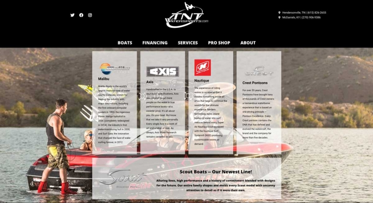 TNT Watersports