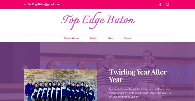 Top Edge Baton